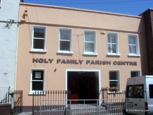 Holy Family Parish Centre, Stoneybatter.